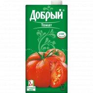 Сок «Добрый» томатный 2 л.