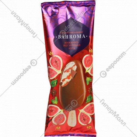 Мороженое эскимо «Bahroma» сливочное с ароматом йогурта, 75 г.