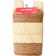 Набор ковриков для ванной комнаты «Sile» PS2546, 2 шт.