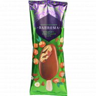 Мороженое «Bahroma» фундучно-шоколадная нуга, 75 г.