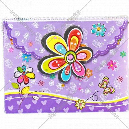 Блокнот «Floral design» 55 л.