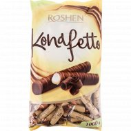 Конфеты глазированные «Konafetto» Bianco, 1 кг., фасовка 0.3-0.4 кг
