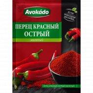 Перец красный острый «Avokado» молотый, 20 г.
