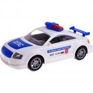Игрушка автомобиль «ДПС Санкт-Петербург» инерционный.
