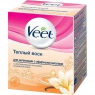 Воск для депиляции «Veet» с эфирными маслами 250 г.