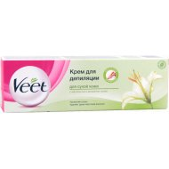 Крем для депиляции «Veet» для сухой кожи 100 мл.