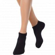 Носки женские хлопковые «Ce «Classic»» черные, размер 27.