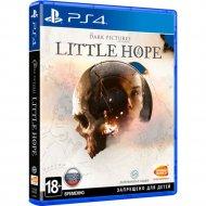 Игра для консоли «Atari» The Dark Pictures: Little Hope, 1CSC20004646