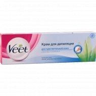 Крем для депиляции «Veet» для чувствительной кожи 100 мл.