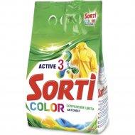 Порошок стиральный «Sorti» сolor, автомат, 3 кг.