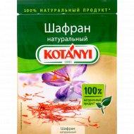Шафран натуральный «Kotanyi» 0.12 г.