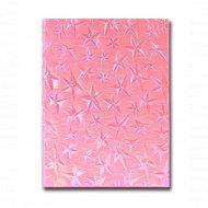 Ежедневник «Звезда» розовый.