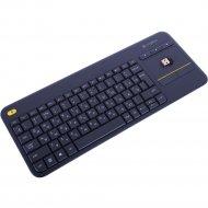Клавиатура беспроводная «Logitech» K400 Plus 920-007147 Black