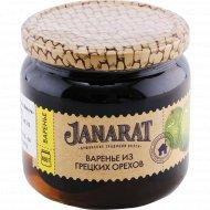 Варенье «Janarat» из грецких орехов, 450 г.