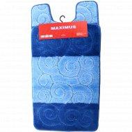 Набор ковриков для ванной комнаты «Sile» PS2582, 2 шт.