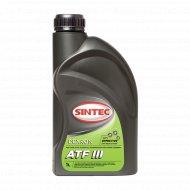Жидкость для автомобиля «Sintec» трансмиссий, 1 л.