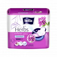 Прокладки женские «Bella» Herbs verbena Comfort, 10 шт.