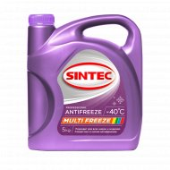 Антифриз «Sintec» 40, multi freeze, 4.3 л.