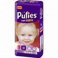 Подгузники для детей «Pufies» Baby Art&Dry Junior 11-20 кг, 48.