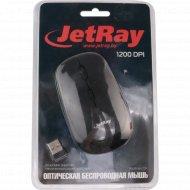 Мышь «Jetray» оптическая беспроводная, RF3500.