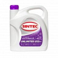 Антифриз «Sintec» 40 G12, unlimited, plus plus, 4.3 л.