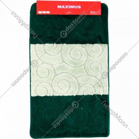 Набор ковриков для ванной комнаты «Hunter Green» 2 шт.