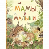 Книга «Удивительный мир животных. Мамы и малыши».