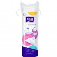 Ватные подушечки «Bella» чистота и нежность, 80 шт.