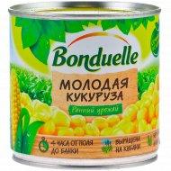 Кукуруза сладкая «Bonduelle» молодая, 340 г.