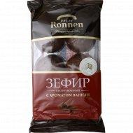 Зефир глазированный «Ronnen» c ароматом ванили, 180 г.