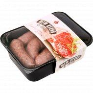 Колбаски сырые «Баварские» 1 кг., фасовка 0.45-0.65 кг