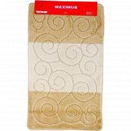 Набор ковриков для ванной комнаты «Beige» 2 шт.