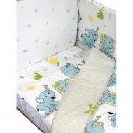 Комплект постельного белья «Баю-Бай» Слоники, К30-ММ4