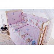 Комплект постельного белья «Баю-Бай» Забава, К31-ММ1