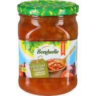 Фасоль печеная «Bonduelle» с южными томатами, 540 г.