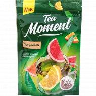 Чай зеленый «Tea Moment» аромат лимон-апельсин-грейпфрут, 20 пакетов
