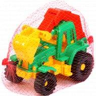 Трактор «Ижора» с ковшом.