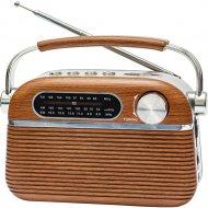 Радиоприемник «Miru» Retro SR-1007.