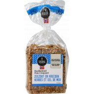 Хрустящие хлебцы без сахара