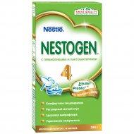 Напиток сухой молочный «Nestogen 4» с пребиотиками 350 г.