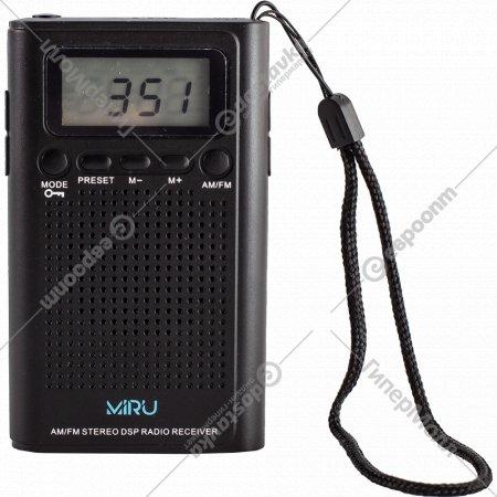 Радиоприемник карманный «Miru» SR-1003.