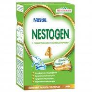 Напиток сухой молочный «Nestogen 4» с пребиотиками 700 г.