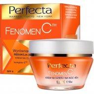 Крем для лица «Perfecta» Fenomen C, уменьшение морщин, 40+, 50 мл