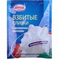 Смесь сухая-взбитые сливки «Алева» с ароматом сметаны, 40 г.