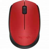 Мышь «Logitech» M171, 910-004641, red.