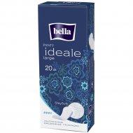 Прокладки женские «Bella panty ideale» large, 20 шт.