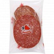 Колбаса «Искристая» высшего сорта, 1 кг., фасовка 1.3-1.4 кг