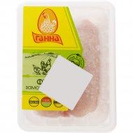 Филе цыплёнка-бройлера «Ганна» замороженное, 1 кг, фасовка 0.95-1.15 кг