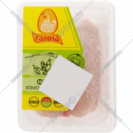 Филе цыплёнка-бройлера
