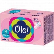 Тампоны женские «Ola!» Normal, 8 штук.